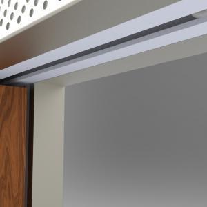 Double Cavity Slider Premium Sliding Doors Aluminium Doors