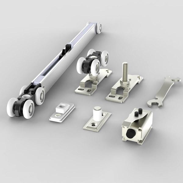 Soft close mechanism roller kit