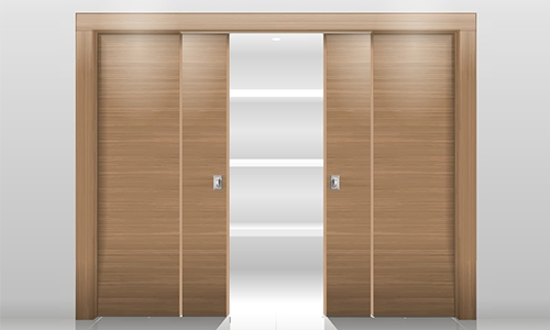 Sliding Systems for Walk-In Wardrobes' Ease of Use and Benefits