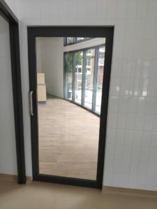 pantry glass sliding doors